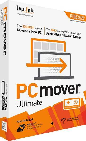 Laplink Software PCmover Ultimate 11