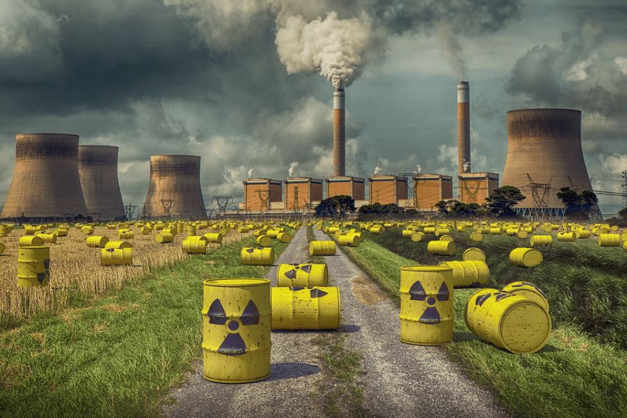 The potential use and risks of nuclear energy