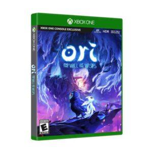 Ori 2 - Ori and the Will of the Wisps
